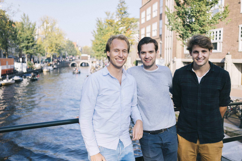 Jan Jaap Verhoef, Maarten Boertien en Luuk Veeken