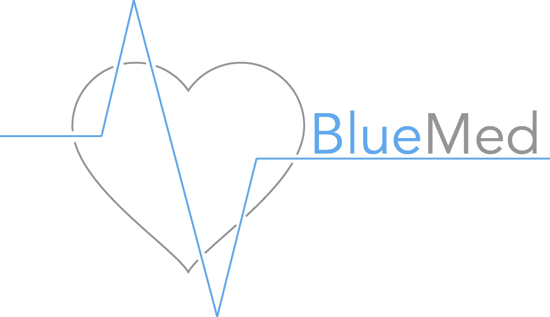 Logo Bluemed